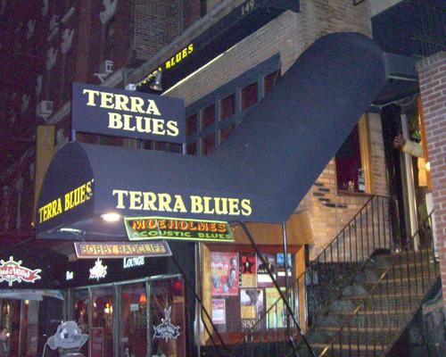 Terra Blues