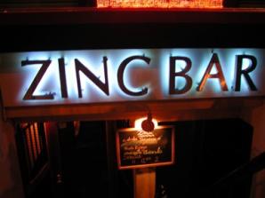 Zinc Bar pic
