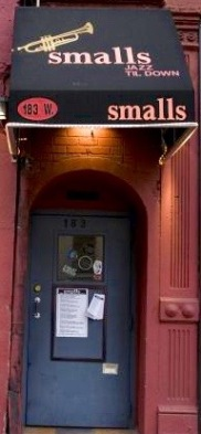 Smalls Jazz Club exterior (1)