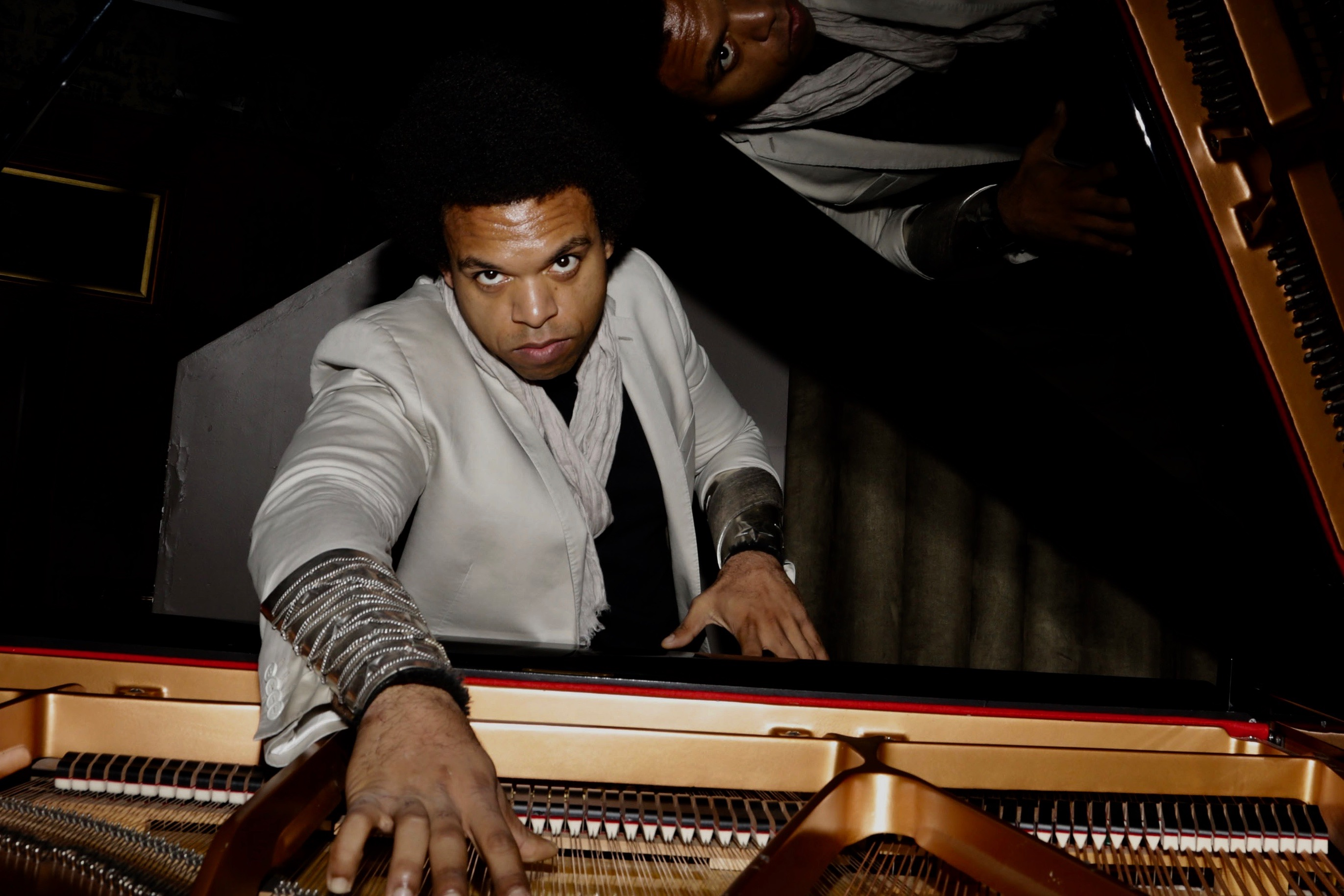 Outrageous, explosive, pounding piano – GLOBAL RHYTHMS